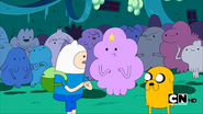 S1e2 finn apologizes to lsp