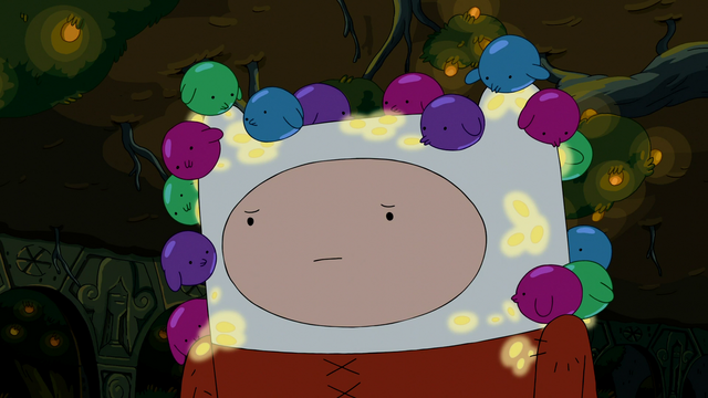 File:S6e23 Finn covered in candy birds.png