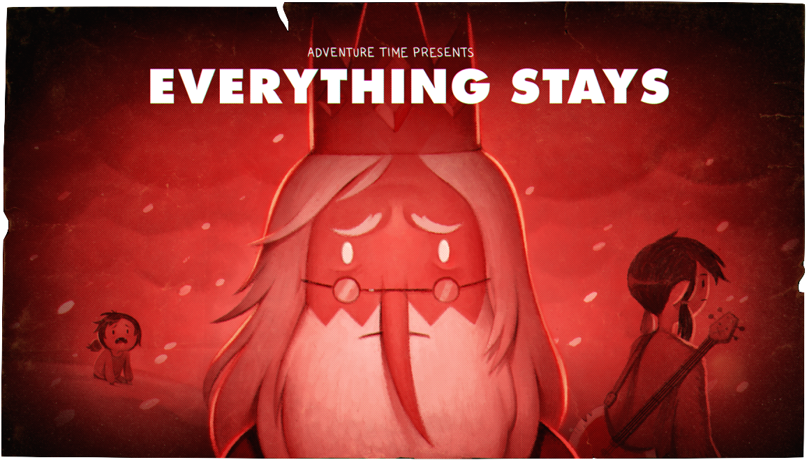 Everything Stays Adventure Time Wiki Fandom Powered By