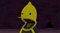 S5e8 Lemongrab teeth