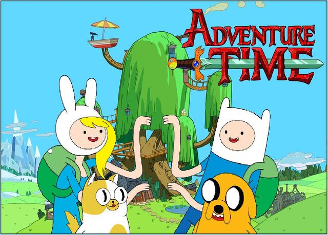 File:What time is it adventure time!(2).jpg