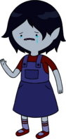 Marceline As a Toddler