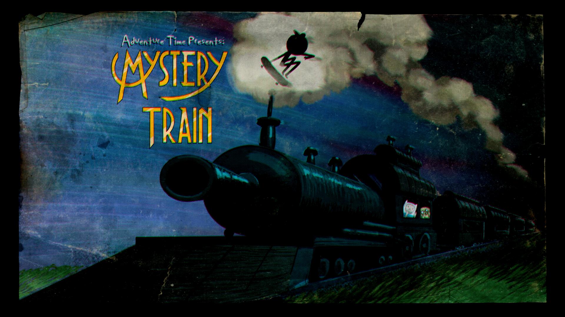 Mystery Train Adventure Time Wiki Fandom Powered By Wikia