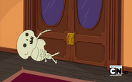 S3e12 Cinnamon Bun's skeleton