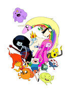 Adventure time by lanbridge-d4zc6op