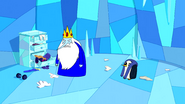 S4e24 Ice King looking for wishing eye