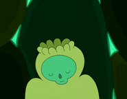 Crownless Emerald Princess