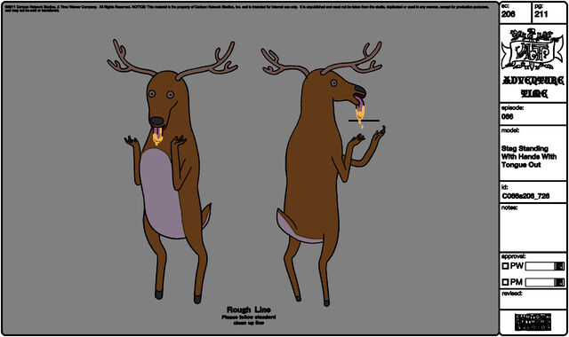 File:Modelsheet Stag Standing with Hands with Tongue Out.jpg