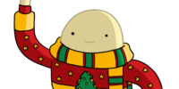 That Guy in Xmas Sweater