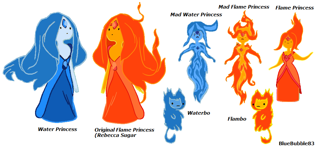 Image - Water Princess.png | Adventure Time Wiki | FANDOM ...