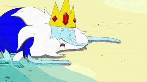Adventure Time Ice King Gives Up (long preview)
