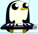 Gunter's keyboard