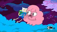 Adventure Time Is Flame Princess Dating Cinnamon Bun