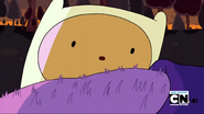 S2e10 Finn looking at LSP's hair