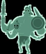 Gladiator trans