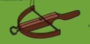 Finn's Crossbow