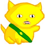 Lemongrab kitty avatar
