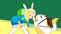 S3e9 Fionna and Cake huddle.png
