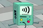 S2e6 BMO at full volume