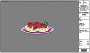 Modelsheet platesofspaghettiandmeatballs