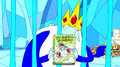 S1e3 ice king holding book.png