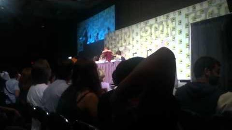 7 SDCC 2012 Adventure Time panel