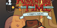 Adventure Time: Candy Capers Issue 2