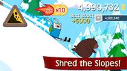 Ski Safari - Shred the slopes