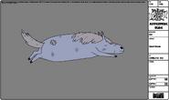 Modelsheet Dead Horse
