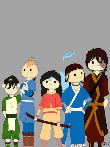 File:Avatar at wiki gang by finnsprincess-d5jh7j2.jpg