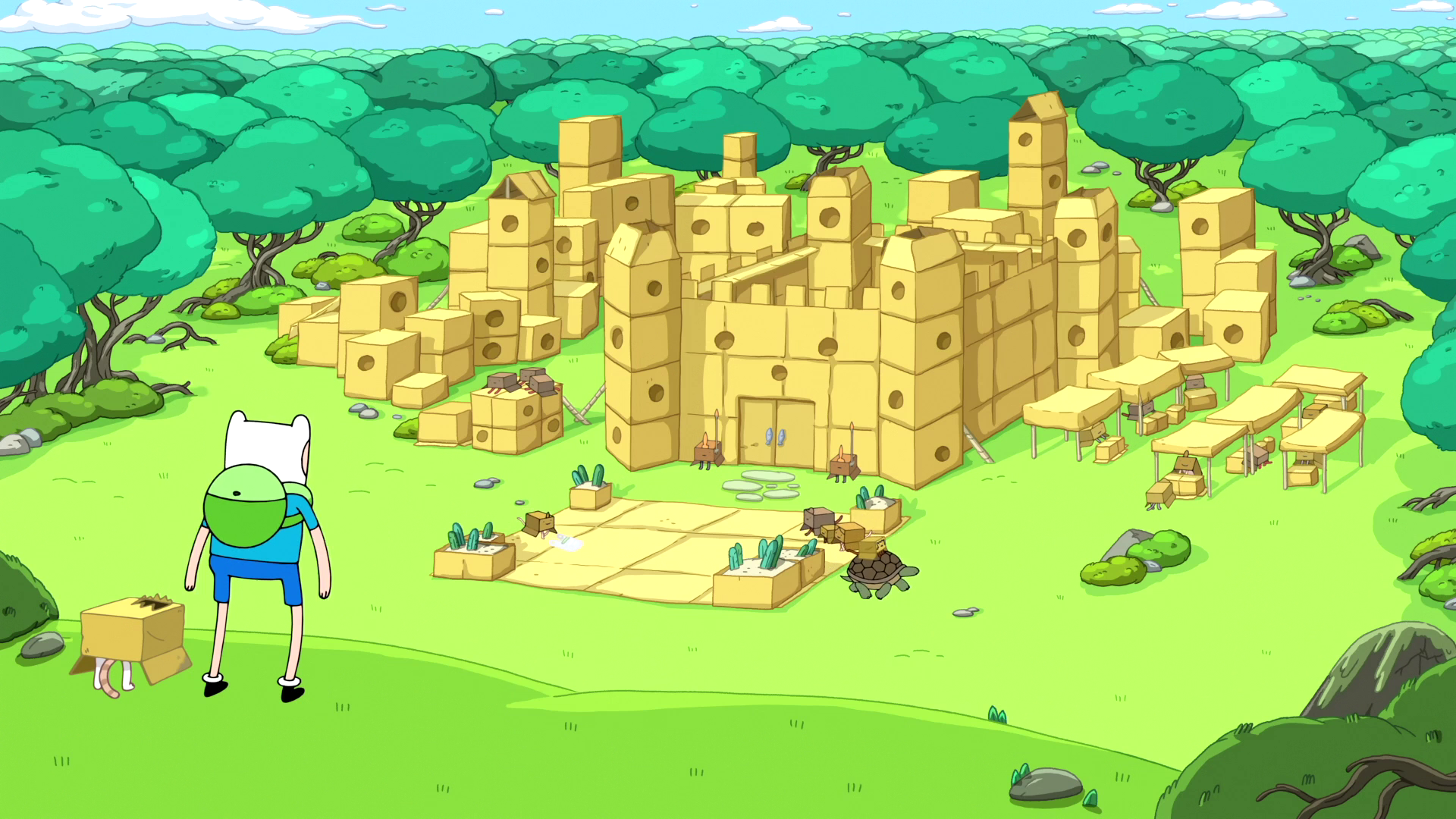 Category:Kingdoms and Villages | Adventure Time Wiki ...