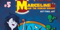 Adventure Time: Marceline and the Scream Queens Issue 5