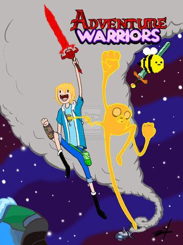 File:Adventure warriors by spektreface-d5r0ur7.jpg