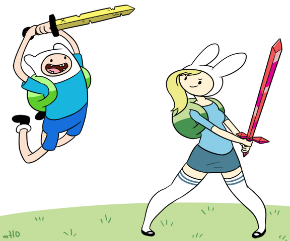 File:Finn-and-Fiona-adventure-time-with-finn-and-jake-22272054-600-500.png