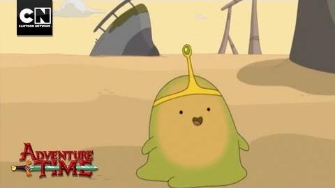Slime Princess' Proposal Adventure Time Cartoon Network