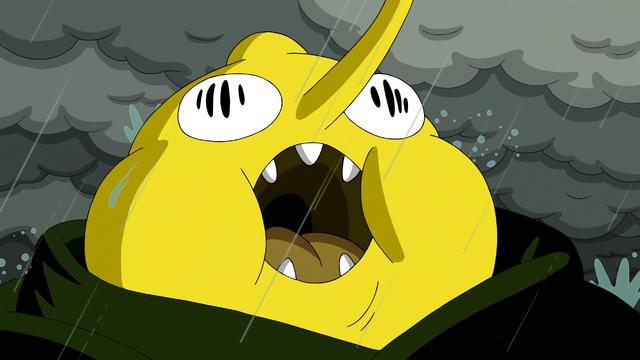 File:S5e51 fat Lemongrab screaming in pain.png