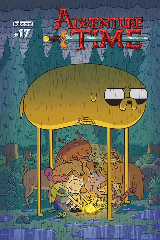 Issue 17 Adventure Time Wiki Fandom Powered By Wikia