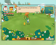 Finn and Jake's Epic Quest Screenshot