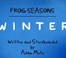 Frog Seasons: Winter
