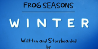 Frog Seasons: Winter