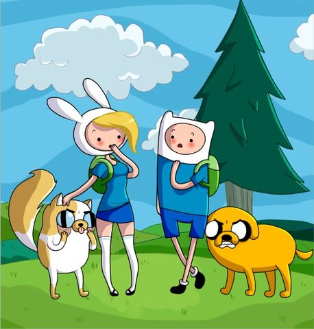 File:Fionna-Cake-and-Finn-Jake-meet-adventure-time-with-finn-and-jake-34568026-635-665.jpg