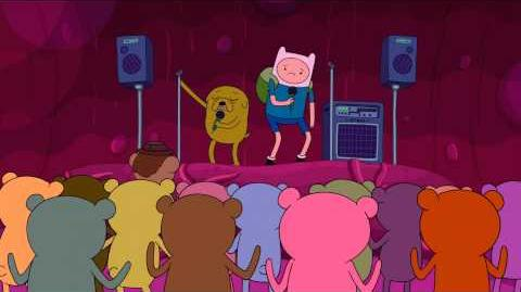 Adventure Time - Adventure Time Sad Song
