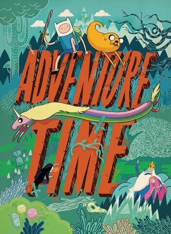 File:Adventure Time poster.jpg