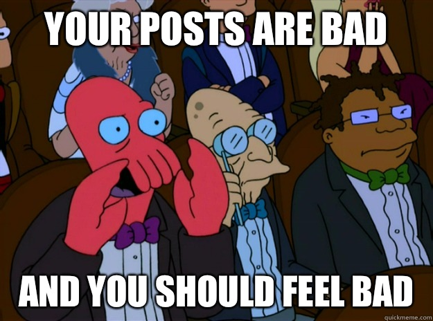 File:Zoidberg This Post Is Bad.jpg