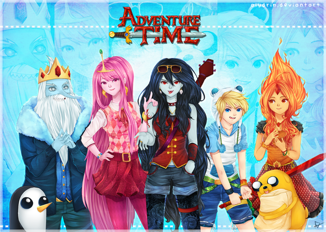 File:640px-Adventure time by aiydrin-d4x1sbi (2).png