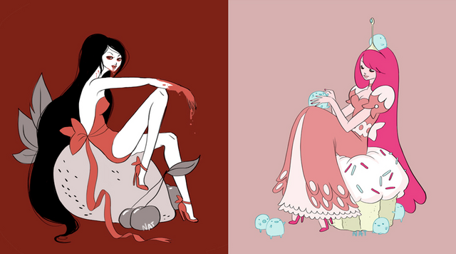 File:Bonnibel and Marceline - Sweet Seat - by Natasha.png