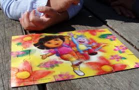 Dora-puzzles