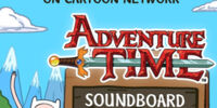 Adventure Time - Soundboard & Photo Stickers