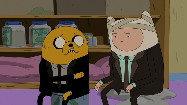 File:S5e42 Finn with Jake in the Storage.png