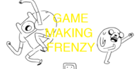 Adventure Time Gamemaking Frenzy